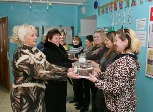 В общежитиях УКП «Жилкомхоз» проведен конкурс на лучшее украшение к Новому году