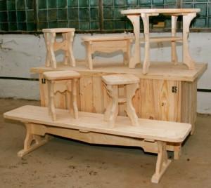 Цены на садовую мебель
