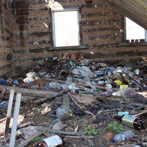 Несанкционированные свалки: кто виноват? «Районка» посетила населенные пункты Александрийского сельсовета